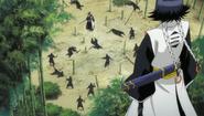 Reigai-SuiFeng berates Kenpachi