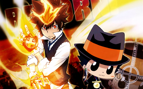 Tsuna Reborn by Cloud Seph