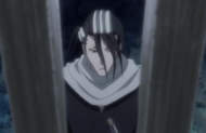 241Byakuya approaches