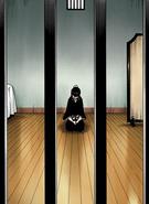127Hinamori kneels
