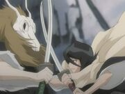 Ashido y Rukia