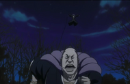 Marechiyo flees from his Reigai