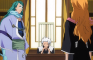 262Hitsugaya and Hyorinmaru inform