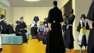Sui-Feng present in Ichigo's room