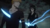 Ichigo y Rukia reeccuentro