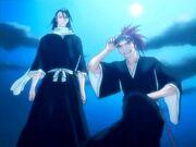 Byakuya dan Renji