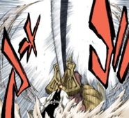 175Aizen is attacked