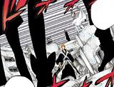584Sternritter surround Ichigo