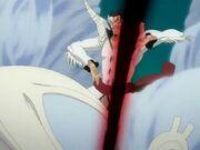Dordonni es herido por la Ichigo