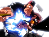 O21 Ichigo pokonuje Jidanbo