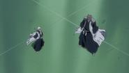 The Captain-class Reigai arrive