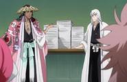 263Shunsui and Ukitake arrive