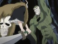 O148 Ashido walczy z Aromazonem