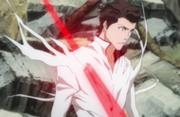 Urahara menyerang Aizen