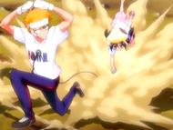 O18 Ichigo unika ataku Ururu