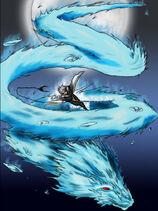Hyourinmaru Strikes by Senbonzakura168