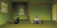 Tobiume tell Momo about being controlled by Muramasa