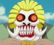 Od281 Maska Hachigena