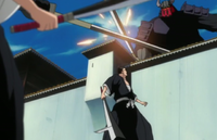 Komamura salva a Iba