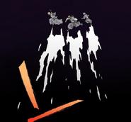 102Ichigo, Ganju, and Hanataro experience