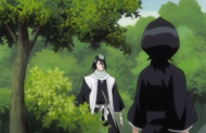 256Byakuya walks