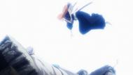 O308 Rangiku rzuca się w kierunku Ichimaru