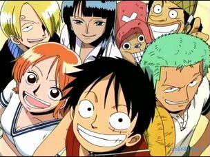 Personajes de One Piece