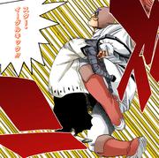 Mask Golpea a Kensei