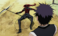 Kazeshini defeated by Hisagi1