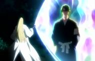 Shinji mengungkap Aizen