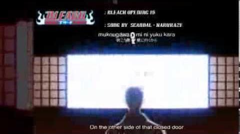 Bleach opening 15