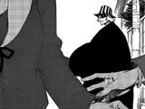R533 Kisuke przygląda się Masaki