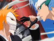 Ichigo vs. Grimmjow-2
