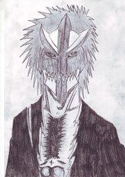 Máscara Hollow de Jean Pierre