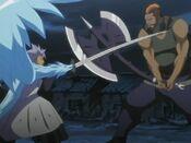 Koga vs Hitsugaya