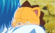Kon llora al despedirse de Nozomi