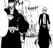 R521 Ichigo i Renji idą dalej