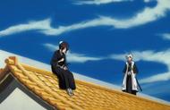 Hitsugaya Sees Momo