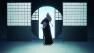 Reigai-Rangiku opens the Senkaimon