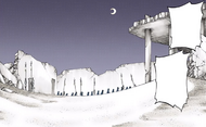 487Las Noches ruins