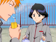 O4 Mizuiro zostaje przedstawiony przez Ichigo w niekorzystnym świetle