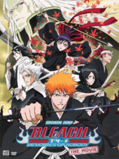 Bleach Memories of Nobody Viz Cover