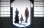 258Renji, Saru, and Hebi return