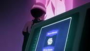 Nemu misses Urahara's infiltration