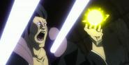 Reigai uses Raikoho
