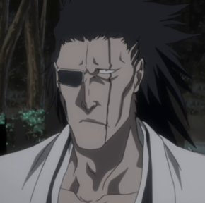 290px-Episode 362 Kenpachi cleaned up
