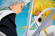 Hitsugaya vs. Harribel