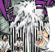 137Sado, Uryu, and Ganju are startled