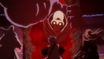 Kushanāda intenta salir del infierno