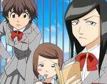 Ryo y sus amigas